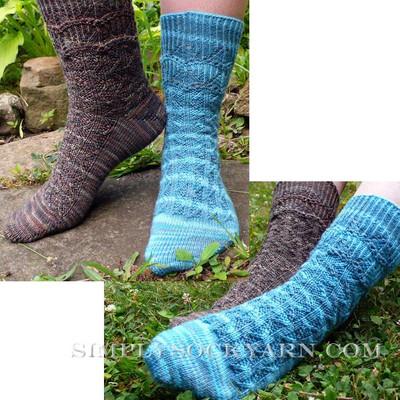 Knitspot Regatta Sock