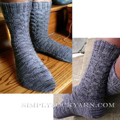 Knitspot School Sock