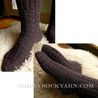 Knitspot So Square Socks