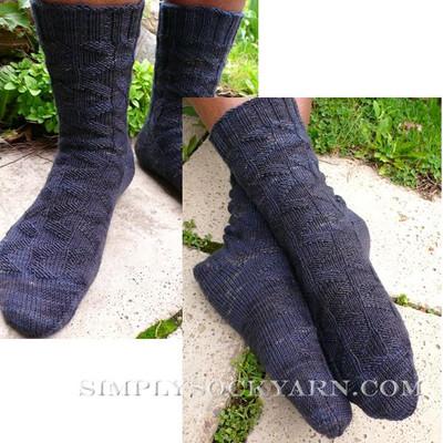 Knitspot Spectator Sock