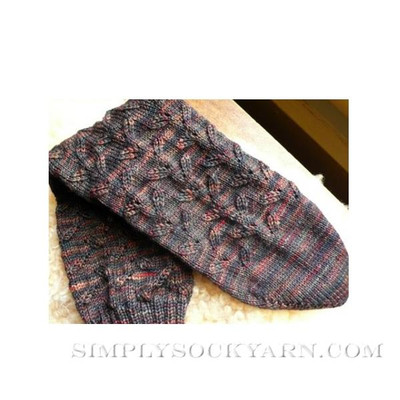 Knitspot Teosinte Sock