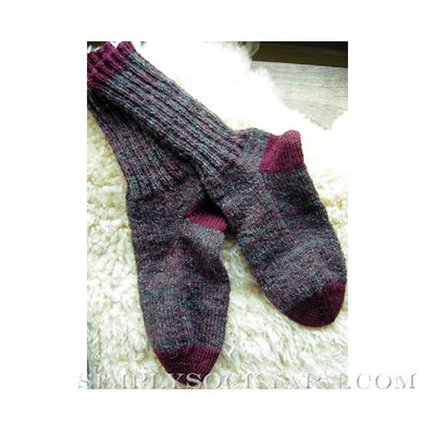 Knitspot The Sock Pattern Socks