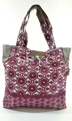 RRR San Francisco Tote PlumSilk