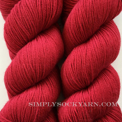 CY Heritage Silk 5607 Red