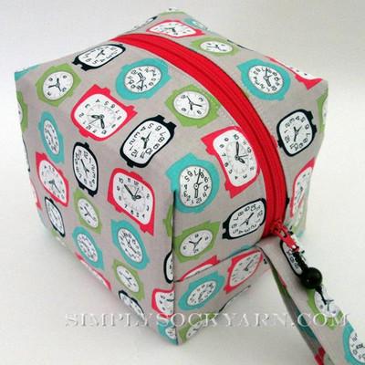BL Bags Cube Alarm Clock