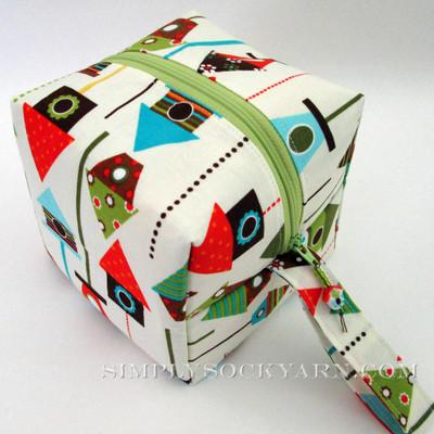 BL Bags Cube Bermuda Birdhouses