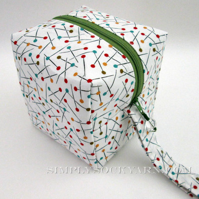 BL Bags Cube Mad Mend Pins