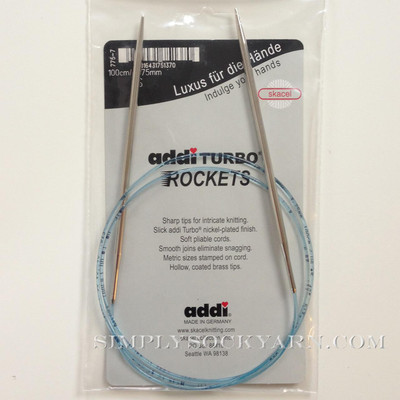 "Addi Rockets 40"" US 7"