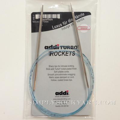 "Addi Rockets 40"" US 8"