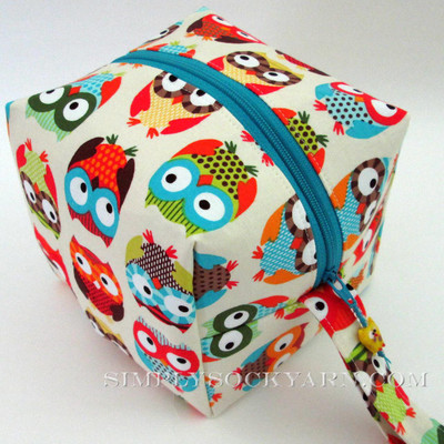 BL Bags Cube Bermuda Owls