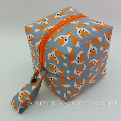 BL Bags Cube Fun Foxes