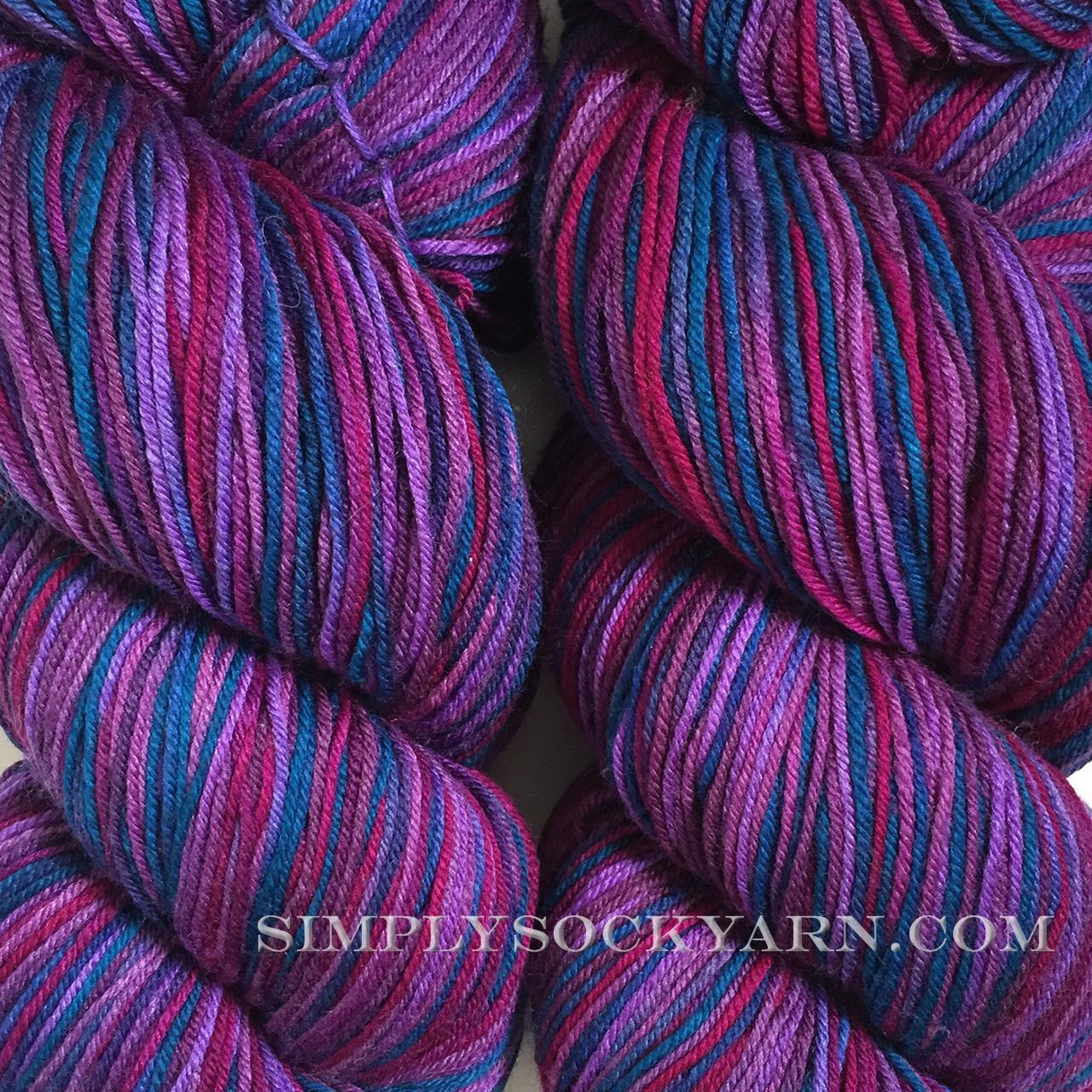 CY Heritage Silk Pts 9995 Viole -