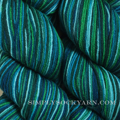 CY Heritage Silk Pts 9809 Teal -
