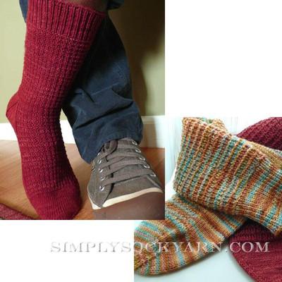 Knitspot Longjohn Sock