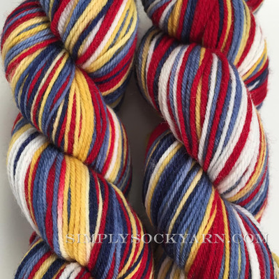 TPY Stripe Snow White