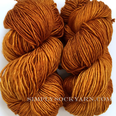 MWP 125g DK Merino Amber
