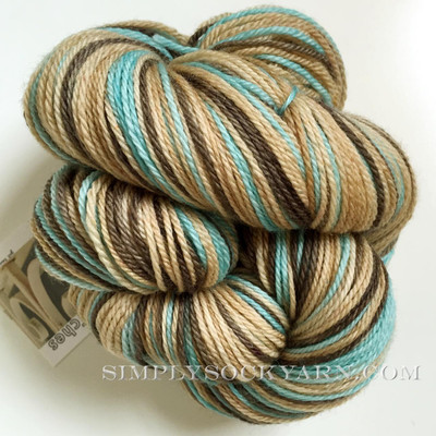 SK Striping Mint Mocha Latte