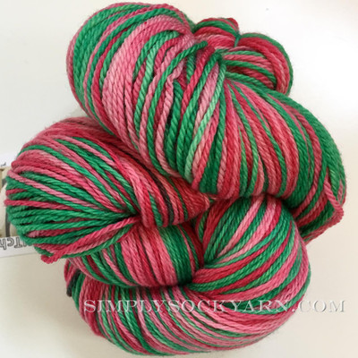 SK Merino Stripe Wld Strawberry