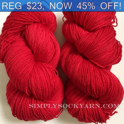 MWP Fine Merino Ruby Red