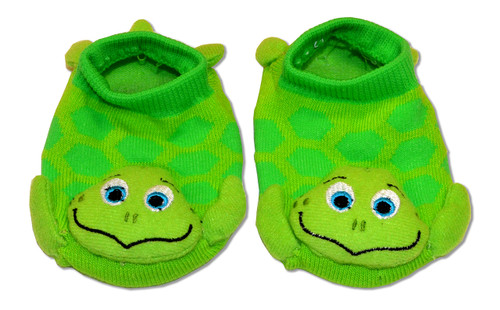 Kid's Sea Turtle Booties