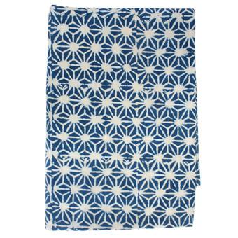 Stars In My Eyes nila cotton tablecloth 150x280cm