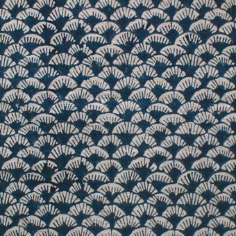 Sensu Pacific Blue Linen