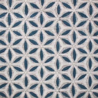 Hanami Pacific Blue Linen