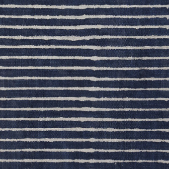 Strokes Indigo Cotton