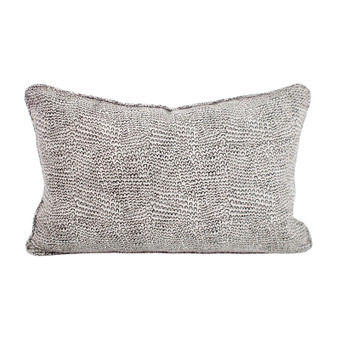 Bungle Bungles Ink linen cushion 30x45cm