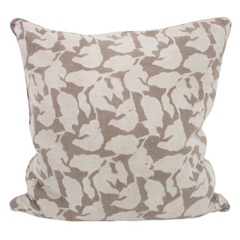 Flores Kashish cotton cushion 60x60cm