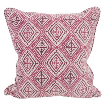Havana Sangria cushion