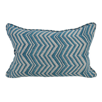 Laheriya Turkish linen cushion 35x55cm