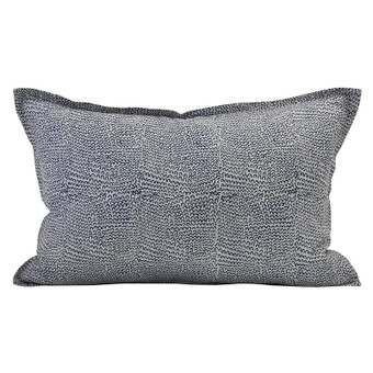 Bungle Bungles Denim linen cushion 35x55cm