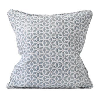 Hanami Dusk linen cushion 50x50cm