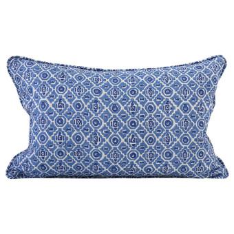 Kepos Lapis linen cushion 35x55cm