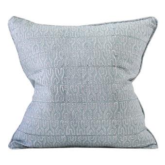 Nagari Dusk linen cushion 50x50cm