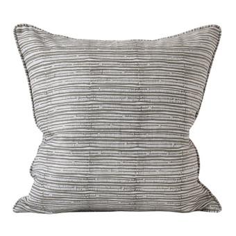 Pilu Fawn linen cushion 50x50cm
