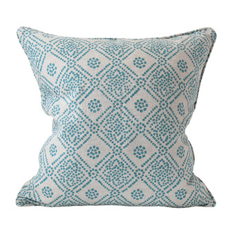 Bandol Turkish linen cushion 50x50cm