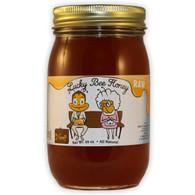 Local Raw Honey Pts