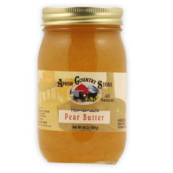 Homemade Pear Butter   Amish Country Bulk Food in Missouri