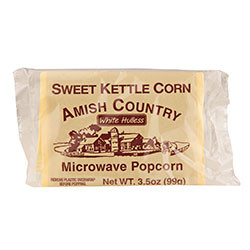 Sweet Kettle Microwave Popcorn | Amish Country Bulk Food in Missouri