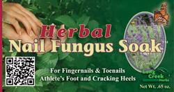 Herbal Nail Fungus Soak | Amish Country Store in Missouri