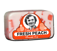 SOAP FRESH PEACH HANDMADE BARS