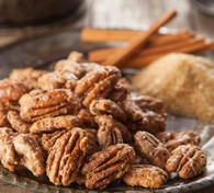 Cinnamon & Sugar Roasted Pecan Seasoning Mix