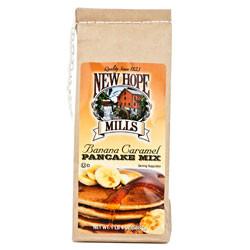 Banana Caramel Pancake Mix - New Hope Mills | Branson Missouri Food Store