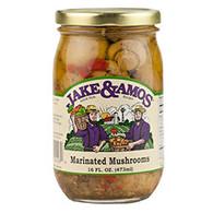 J&A Marinated Mushrooms - Pint