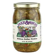 J&A Million Dollar Pickles