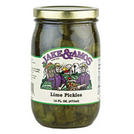 J&A Lime Pickles