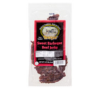 Troyer Sweet Barbeque Beef Jerky | Amish Country Store - Branson, Missouri