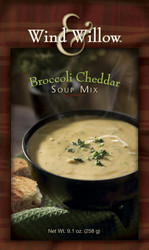 Wind & Willow - Broccoli Cheddar Soup Mix | Amish Country Bulk Foods in Branson, Missouri